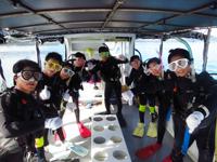 ダイビングボートⅢ