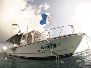 ダイビングボートⅢ号