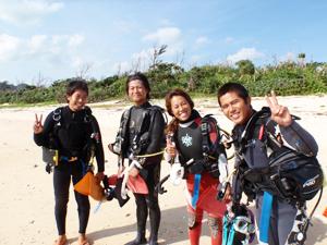 ダイビングプロコース