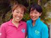 石垣島ダイビングスクール女性スタッフ
