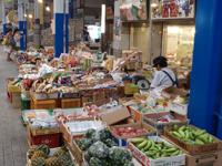石垣島の公設市場