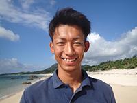 石垣島ダイビングスクールインストラクターりょうた
