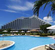石垣島のリゾートホテル